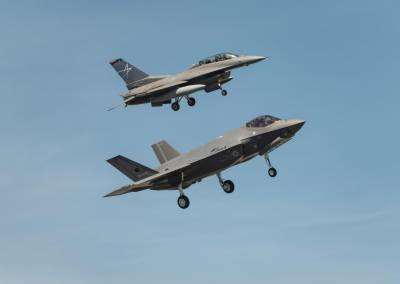 پینٹاگان نے ترکی کوF-35 منصوبے سے ہٹانے کا باقاعدہ اعلان کردیا۔