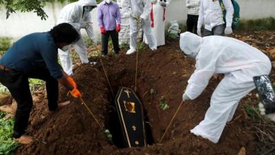 دنیا بھر میں کورونا سے ایک روز میں مزید 13 ہزار سے زائد اموات