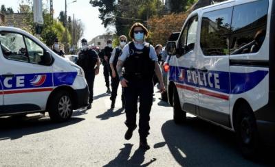 فرانس: عرب شہری نےخاتون پولیس اہلکار کو چاقو کے وار کرکے ہلاک کردیا