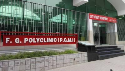 پولی کلینک میں کورونا مریضوں کے وینٹی لیٹرز فل، دباؤ کے باعث سرجریز بند