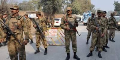 کورونا کا پھیلاؤ روکنے کے اقدامات، حکومت سندھ کا فوج کی خدمات لینے کا فیصلہ