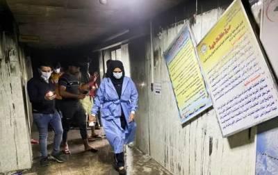 بغداد :آکسیجن سلنڈر پھٹنے سےکورونا کے10 مریض ہلاک