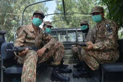 لاہور میں شام 6 بجے کے بعد پاک فوج کنٹرول سنبھالے گی،