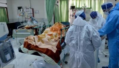 لاہور میں کورونا تھم نہ سکا ، سرکاری ہسپتالوں میں گنجائش ختم ہونے لگی