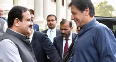 دورہ ملتان ، وزیر اعظم نے وزیراعلیٰ کی تعریفوں کے پل باندھ دیئے