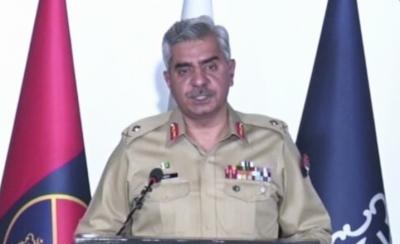 کورونا کی تیسری لہر، افواج پاکستان قوم کی حفاظت کیلئے ہر ممکن اقدام اٹھائیگی: ڈی جی آئی ایس پی آر