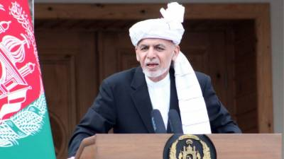 افغان صدرنے طالبان کو اقتدار میں شراکت داری کی پیشکش کر دی۔