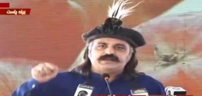وزیر اعظم عمران خان حکومت کا نہیں بلکہ قوم کا سوچتے ہیں:علی امین گنڈا پور