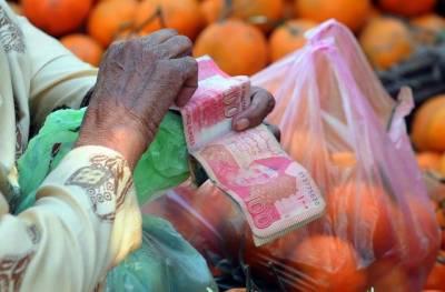 اپریل کے مہینے میں مہنگائی کی شرح میں ایک اعشاریہ تین فیصد اضافہ
