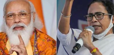بھارت کے ریاستی انتخابات، مودی سرکاری کو بدترین شکست، ممتا بینرجی نے کایہ پلٹ دی