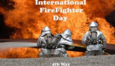 پاکستان سمیت دنیا بھر میں کل فائر فائٹرز کا عالمی دن منایاجائے گا