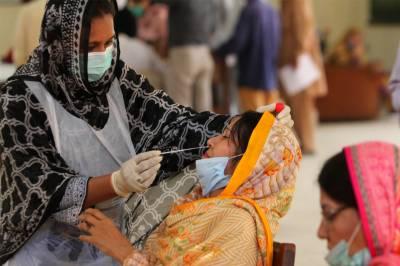 پاکستان میں عالمی وباء کوروناوائرس کی تباہ کاریاں،مزید 161افراد جاں بحق