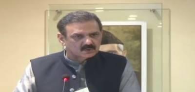 شاہراہوں کی تعمیر اور باہمی تجارت بڑھانے کیلئے پرعزم ہیں:عاصم سلیم باجوہ