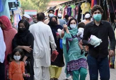 پنجاب میں کورونا کی خطرناک صورتحال ،ایک دن میں 100 سے زائد اموات