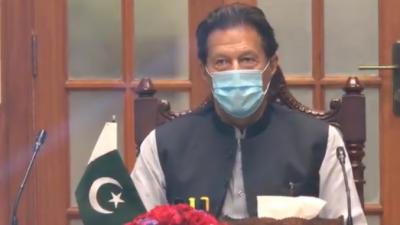 عیدالفطر کے موقع پر ایس او پیز پر سختی سے عملدرآمد کرایا جائے: عمران خان