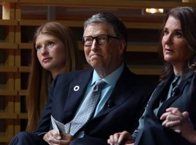 بل گیٹس کی بیٹی کا والدین کی علیحدگی کے فیصلے پر ردعمل
