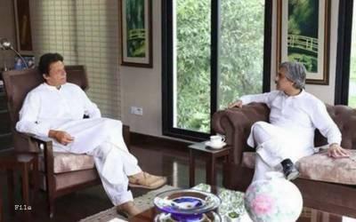 وزیر اعظم سے صوبائی وزیر پنجاب میاں اسلم اقبال کی ملاقات