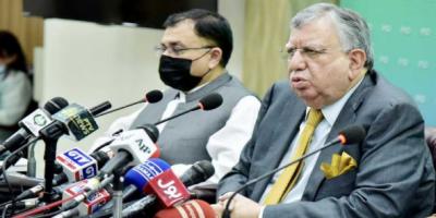 حکومت معیشت کو مستحکم سے ترقی کی جانب گامزن کرنے کی پالیسی پر عمل پیرا ہے: وزیر خزانہ شوکت ترین