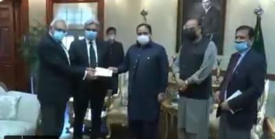 وزیراعلیٰ پنجاب سردار عثمان بزدار کا صوبے کی بار ایسوسی ایشنز کیلئے احسن اقدام