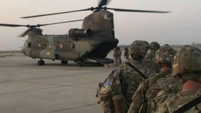 امریکی اکثریت افغانستان سے افواج کے انخلاء کے حق میں
