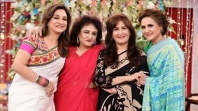 معروف اداکارہ بشریٰ انصاری کی بہن سنبل شاہد انتقال کر گئی