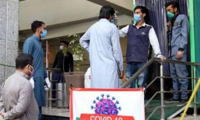 پاکستان میں کوروناوائرس کی تباہ کاریاں,مزید140افراد جاں بحق