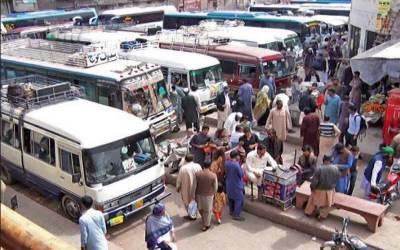 پنجاب میں ہفتہ اور اتوار کو پبلک ٹرانسپورٹ چلنے کی اجازت