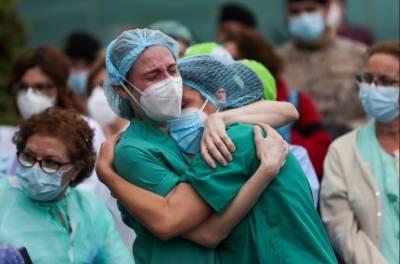 مہلک وبا کورونا وائرس کے باعث دنیا بھر میں ہلاکتیں3269340ہوگئیں