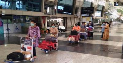 سری لنکا نےبھارتی مسافروں کےداخلے پرپابندی عائدکردی