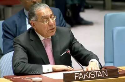 پاکستان کا اشرف صحرائی کی بھارتی حراست میں موت پراقوام متحدہ سے رابطہ