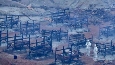 بھارت میں کورونا کے وار تیز ہونے لگے،یک روز میں ہلاکتیں4187