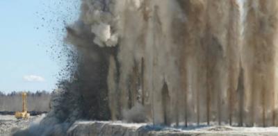 بھارت ، چونا پتھر کی کھدائی کے دوران دھماکہ، 10 مزدور ہلاک
