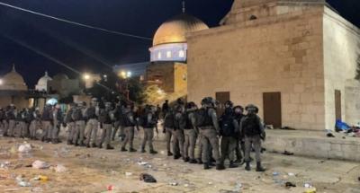 اسرائیل کی جانب ےسے مسجد اقصیٰ میں نمازیوں پر حملہ، پاکستان کی شدید الفاظ میں مذمت