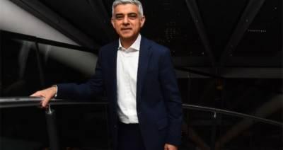 پاکستانی نژادصادق خان دوسری بار لندن کے میئر منتخب