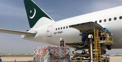 کورونا وائرس کی ویکسین کی ایک اور کھیپ پاکستان پہنچ گئی