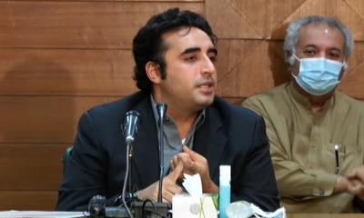 عمران خان پوری دنیا میں کشکول اٹھائے گھوم رہے ہیں: بلاول بھٹو
