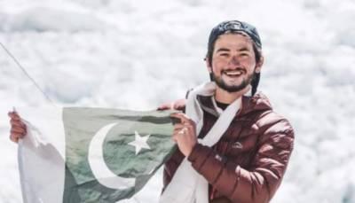 19سالہ شہروز کاشف نے ماونٹ ایورسٹ سر کرنے والے کم عمر پاکستانی کوہ پیما ہونے کا اعزاز حاصل کر لیا ہے