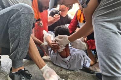 اسرائیلی ظالمانہ کارروائیاں:24گھنٹوں میں اب تک بچوں سمیت 22 افراد شہید