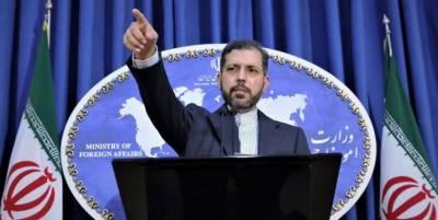 مسلم دنیا فلسطینیوں کے خلاف اسرائیل کے ظلم کا منہ توڑ جواب دے۔ ایران