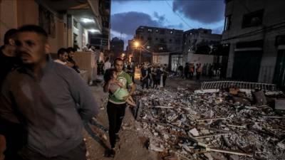 فلسطین میں اسرائیلی حملوں پر صدرپاکستان اور اپوزیشن رہنماوں کی شدید مذمت