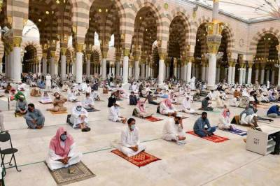 سعودی عرب میں مختلف شہروں اور قصبوں میں نماز عید کیلیے 20 ہزار 569 مقامات مختص