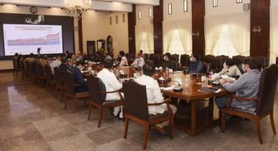 وزیراعلیٰ سندھ مراد علی شاہ نے کہا ہے کہ صوبے بھر میں جہاں بھی ویکسی نیشن یونٹس قائم ہیں انہیں عید پر کھلا رکھیں:وزیر اعلیٰ سندھ