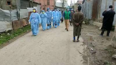 مقبوضہ کشمیر میں کرونا وائرس سے مزید 65افراد جاں بحق