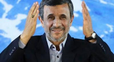 ایران: احمدی نژاد صدارتی انتخاب کی دوڑ میں شامل، کاغذات نامزدگی داخل کر دئیے