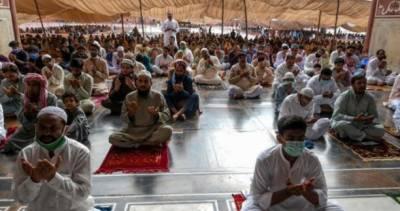 پاکستان بھر میں آج عید الفطر مذہبی عقیدت و احترام سے منائی جا رہی ہے