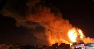 اسرائیل کے غزہ پر مزید حملے، شہید فلسطینیوں کی تعداد 109 ہو گئی