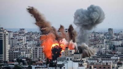غزہ میں جاری کشیدگی کم کرانے کی نئی کوششیں شروع