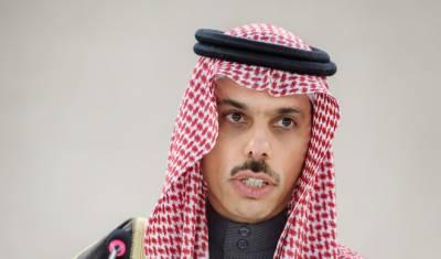 فلسطینیوں کے خلاف قابض اسرائیل مظالم پو سعودی وزیر خارجہ کا بیان