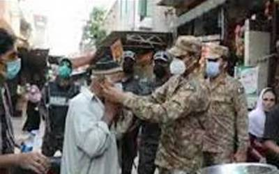 پاک فوج عید الفطر پر بھی شہریوں کی حفاظت کیلئے مصروف عمل رہی