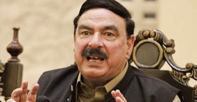 شہباز شریف کا نام ابھی تک ای سی ایل میں نہیں ڈالا: وزیر داخلہ شیخ رشید